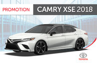 Toyota Camry XSE<br>V6 2018 Groupe standard
