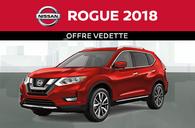 Rogue 2018 Offre Vedette