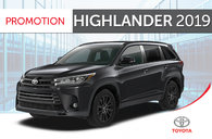 Highlander Limited V6 AWD 2019