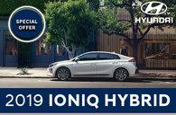 2019 Ioniq Hybrid Essential