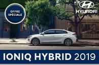 Ioniq Hybride Essentiel 2019