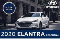 2020 Elantra Essential Manual