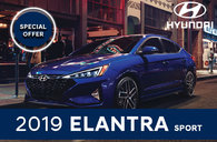 2019 Elantra Sport Manual