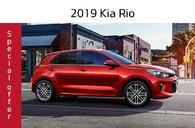 2019 Rio 5-door LX+ MT