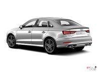 2018 Audi A3 Sedan TECHNIK