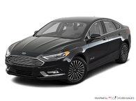 2018 Ford Fusion Hybrid TITANIUM