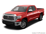 2018 Toyota Tundra 4x4 double cab limited 5.7L
