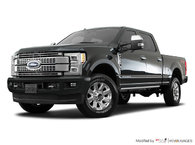 2019 Ford Super Duty F-350 PLATINUM