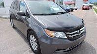 Honda Odyssey SE GARANTIE COMPLÈTE 7 ANS/200 000km valeur de 3000$ SANS FRAIS !!!!! 2015