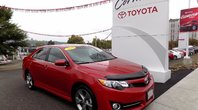 Toyota Camry SE VERY CLEAN 2013
