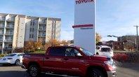 Toyota Tundra SR5 Plus  TRD OFF ROAD DEMO 2017