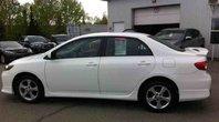 Toyota Corolla S  2013