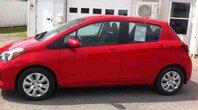 Toyota Yaris Hatchback FB20  2015