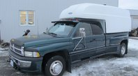 Dodge Ram BR3500  BOITE FIBRE MORY NEUVE!! valeur 10000$ 1997
