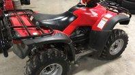 Honda TRX 500 TE26GE  2014