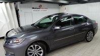 Honda Accord Sedan EX-L GARANTIE PROLONGÉE COMPLÈTE-BAS KILO-UN SEUL PROPRIO 2015