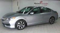 Honda Accord Sedan LX COMME UN NEUF ! ACHETÉ ICI UN SEUL PROPRIO ! 2016