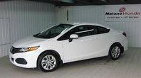 Honda Civic Coupe LX ACHETÉ ET ENTRETENU CHEZ NOUS ! UN SEUL PROPRIO ! 2014