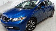 Honda Civic Sedan EX (TOIT OUVRANT-MAGS-BLUETOOTH- ETC) BIEN ÉQUIPÉ-DÉM À DISTANCE-GARANTIE 12 MOIS/12 000 KM GROUPE PROPULSEUR 2013