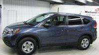 Honda CR-V LX AWD ACHETÉ ET ENTRETENU CHEZ NOUS-UN SEUL PROPRIO ! 2014