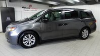 Honda Odyssey SE- SIÈGE ÉLECTRIQUE-MAGS- 8 PLACES BAS KILOS-ÉCONOMIQUE ET CONFORTABLE 2015