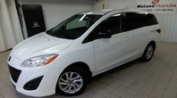 Mazda 5 GS - AIR CLIMATISÉ-BLUETOOTH-MAGS ETC ULTRA BAS KILO-COMME UNE NEUVE ! 2014