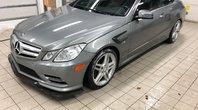 Mercedes-Benz E-Class E 550 ** V8 4.7 litres biturbo ** 402 CHEVAUX ! GARANTIE COMPLÈTE 2013