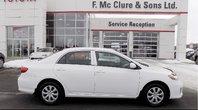 2013 Toyota Corolla CE+ SUPER CLEAN.