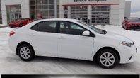 2014 Toyota Corolla CE New tires