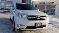 2013 Toyota Highlander SPORT W LEATHER