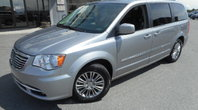 Chrysler Town & Country TOURING, CUIR, UCONNECT  2016