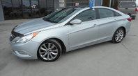 Hyundai Sonata LIMITED , CUIR, TOIT PANORAMIQUE VOITURE DE LUXE À BAS PRIX 2013