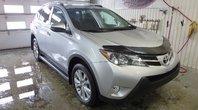 Toyota RAV4 Limited  * NAVIGATION, TOIT OUVRANT, CUIR, ETC.*  2013