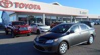 Toyota Corolla CE  AVEC AIR VITRES ELECTRIQUE    18000KM!!!  2013
