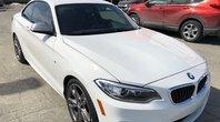 BMW 2 Series M235i **ULTRA PERFORMANT- LA MOINS CHER AU QUEBEC* ULTRA BAS KILOMÉTRAGE. JAMAIS VU L'HIVER 2014