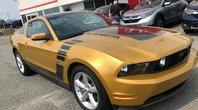 Ford Mustang GT **MANUEL + SYSTÈME D'ÉCHAPPEMENT TOIT PANORAMIQUE 2010