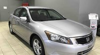 Honda Accord Sedan LX ** MAG + CRUISE + SIEGE ÉLECTRIQUE** COMFORT ET TENU DE ROUTE ET ÉCONOMIE D'ESSENCE 2010