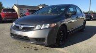Honda Civic Sdn DX-A la moins cher au Québec! 2010