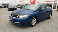 Honda Civic Sdn LX ** FINANCEMENT À PARTIR DE 1.99% ** GARANTIE DISPONIBLE DE 7 ANS / 160 000KM 2013