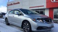 Honda Civic Sdn EX Bas kilométrage! 2013
