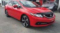 Honda Civic Sedan Si Performance et fiabilité! 2014