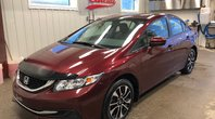 Honda Civic Sedan EX  2014