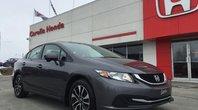 Honda Civic Sedan EX Garantie 7 ans/160 000km 2015