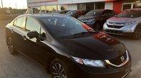 Honda Civic Sedan EX **TOIT OUVRANT + CAMÉRA D'ANGLE MORT** TRÈS PROPRE 2015