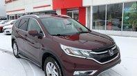 Honda CR-V EX-L**GARANTIE 7 ANS OU 200 000KM** MARCHE-PIED + BARRE DE TOIT + ENSEMBLE DE PROTECTION ET DÉMARREUR À DISTANCE 2015
