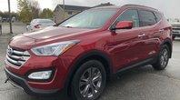 Hyundai Santa Fe Sport LUXURY **VOLANT CHAUFFANT + SIÈGES CHAUFFANTS** ULTRA BAS KILOMÉTRAGE. COMME NEUF! 2015