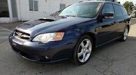 Subaru Legacy 2.5GT Limited **CUIR+SIÈGES CHAUFFANTS** TOIT PANORAMIQUE, SIÈGES CHAUFFANTS ET CUIR. TRÈS PROPRE 2006