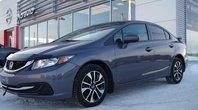 2015 Honda Civic Sedan EX **toit ouvrant+ aileron+mags