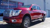 Nissan Titan XD Platinum Reserve Neuf!!! Cuir, GPS, Pneu LT20