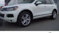 2013 Volkswagen Touareg HIGHLINE V6